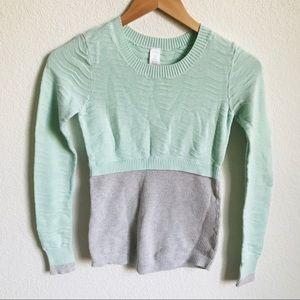 Ivivva lululemon girls sweater size 10